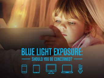 Blue Light And Our Eyes…The Most Important One Of The Five Senses